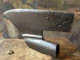 Scule / Unelte - Topor / Barda / Secure masiva pe dreapta cu model deosebit !, Statuete