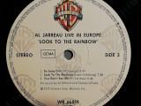 AL JARREAU - LOOK TO THE RAINBOW (1977/WARNER/RFG) - disc Vinil/Vinyl