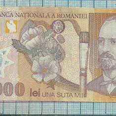 Bancnota 100000 lei 2001-seria 021C..557
