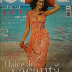 Revista Burda 7/2008 in lb romana