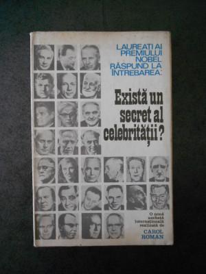 CAROL ROMAN - EXISTA UN SECRET AL CELEBRITATII ? (1971, editie cartonata) foto