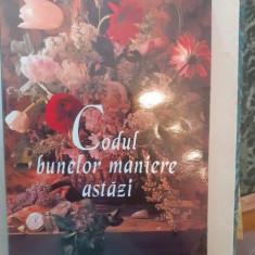 Codul bunelor maniere astazi – Aurelia Marinescu