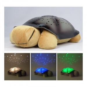 Lampa de veghe Broscuta testoasa muzicala Twilight Turtle