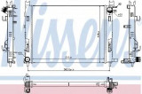 Radiator, racire motor DACIA DUSTER Caroserie (2011 - 2016) NISSENS 637624