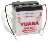 Baterie acumulator scuter maxiscuter 6N6-1D-2 99x57x111 6V 6Ah Kawasaki KL, KL 100 125 250cc, Yuasa