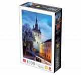 Cumpara ieftin Puzzle Romania - Sighisoara Seara, 1000 piese