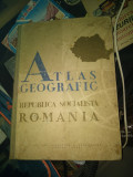 Atlas geografic - Republica Socialista România