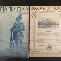 Revista România Mare - Constanța, 1913 - an I, numerele 1 și 2