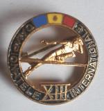 Insigna Campion Evidentiat Campionatele Internationale Atletism