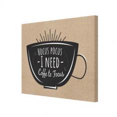 Tablou – Need a coffe