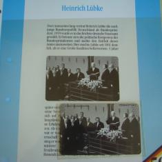 """2 Cartele Telefonice """"50 Jahre Deutschland"""" - Exponate NOI / 30"""