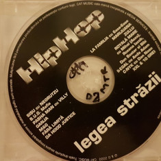 [CDA] V.A. - Legea strazii - cd audio original