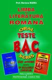 Teste BAC. Limba și literatura română
