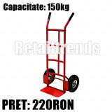 Liza Carucior Platforma Transport Manuala  150kg - NOU