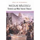 Romanii supt Mihai Voievod-Viteazul   Nicolae Balcescu, Minerva