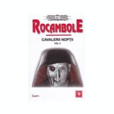 Rocambole, vol. 13 -Cavalerii noptii, vol. 3