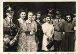 C284 Ofiteri romani aviatie decorati si femei al doilea razboi mondial