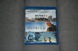 Film: Sci-Fi - District 9 / Elysium / Chappie [3 Filme - 3 Discuri Blu-Ray] It, BLU RAY, Engleza