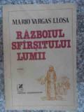 Razboiul Sfirsitului Lumii - Mario Vargas Llosa ,533186