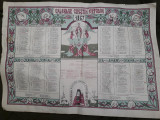 Calendar crestin ortodox 1967 Episcopia Oradea