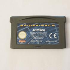 Joc Nintendo Gameboy Advance GBA - Spider Man 2