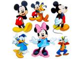 Decoratiune din burete pentru camera copii Mickey sph-111