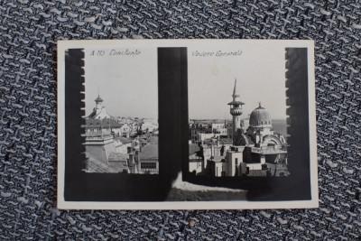 AKVDE19 - Vedere - Constanta - Vedere generala cu moscheia foto