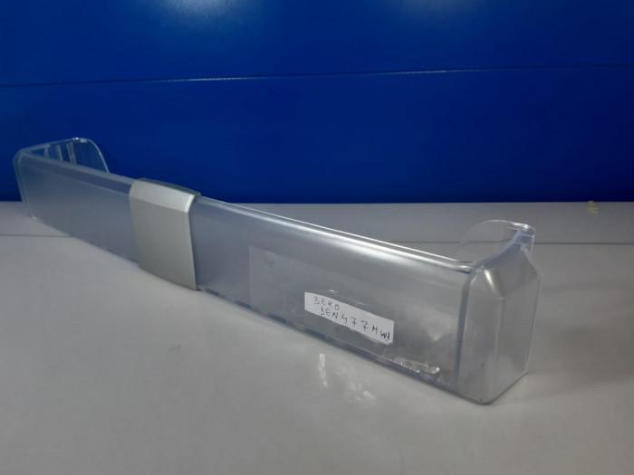 Polita de plastic frigider Beko DEN477MWD, raft usa  /  C37