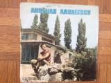 "Aurelian andreescu voglio dormire single disc vinyl 7"" muzica pop latin beat, VINIL, electrecord"