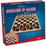 Joc Noris Deluxe Chess And Checkers