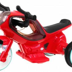 Motocicleta electrica Sport Hornet, rosu