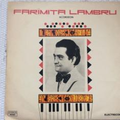 Vinyl/vinil Fărîmiță Lambru – Acordeon
