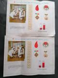 Brosuri Crucea Roșie perioada comunistă