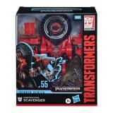 Transformers Constructicon Scavenger 18 cm (Studio Series Leader Class 2020), Hasbro