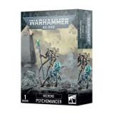 Pachet 1 Miniatura Warhammer40k, GW, Necrons Psychomancer