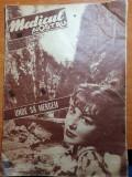 Revista medicul nostru 29 iunie 1939- foto slanic moldova,olanesti,sovata,borsec