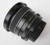 Obiectiv japonez PORST SUPER WEITWINKEL 1_2.8 - 28 mm