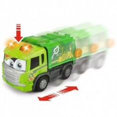 Masina de gunoi copii 1+ an Happy Scania Truck