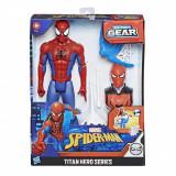 SPIDER-MAN FIGURINA CU ECHIPAMENT SI LANSATOR