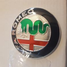 Emblema Alfa Romeo portbagaj sau capota