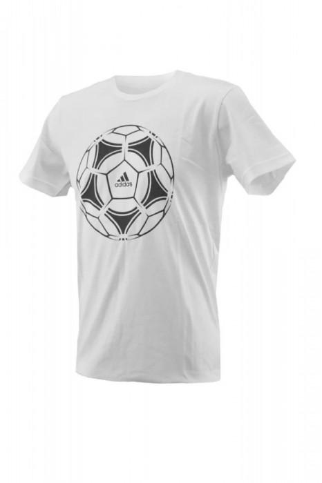 Tricou barbati Adidas Football Alb M