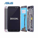 Display cu touchscreen Asus Zenfone 3 ZE552KL Original Negru