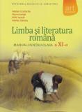 Limba și literatura română. Manual Clasa a XI-a (F. Ioniţă, A. Costache)