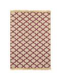 Carpeta Yildiz, Ya Rug-732YAR8379, 60 x 90 cm, Rosu