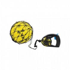 Set antrenament fotbal cu maner si snur MVS
