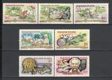 Ungaria.1975 100 ani nastere A.Schweitzer-medic PREMIUL NOBEL  EY.214