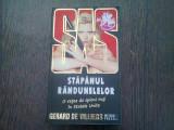 STAPANUL RANDUNELELOR. O RETEA DE SPIONI RUSI IN STATELE UNITE - GERARD DE VILLIERS