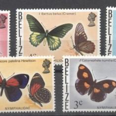 Belize 1974 Butterflies, MNH AE.237