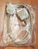 Cablu adaptor paralel 25 pini (tata) la 36 pini (mama)