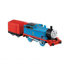 Trenulet Thomas Locomotiva Motorizata cu Vagon Thomas&Friends Track Master